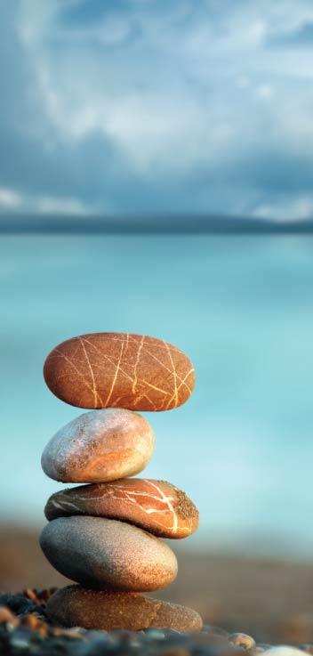 Soothing rocks image